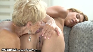 21Sextreme Old Lesbian Eating Teen Butthole