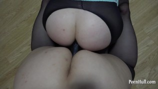 lesbians fuck in the ass double dildo!