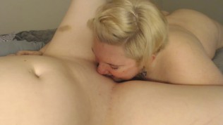 Eat Her Pussy Until She Begs to Stop- request