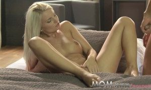 MOM MILF loves younger cock