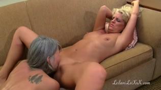 Samantha Visits Girlfriend Leilani