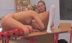 Teen girls lesbian experience