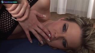 Horny babes Julie Silver & Tarra White hot lesbian anal play