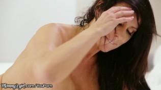 MommysGirl Stepmom Practically Begs Daughter for Sex