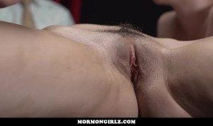 Mormongirlz- Voyeur Watches A Lesbian Threesome