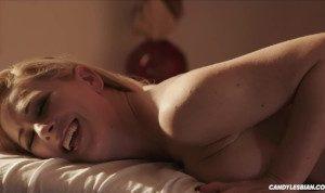 Horny Milfs On A Lesbian Massage