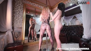 Two Sexy Milfs For Hot Lesbian Sex   CAM4